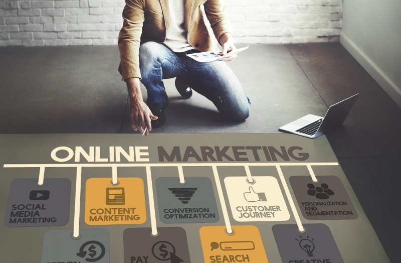 Hyr online eksperten Mohammad Dadkhah til at booste virksomheden online