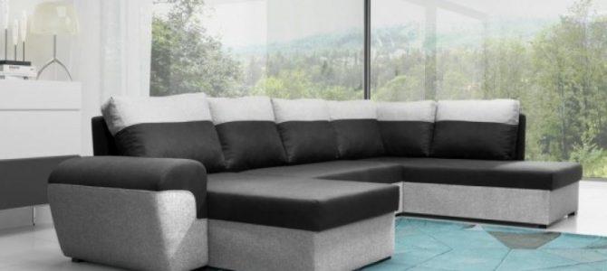3 (andre) steder du kan placere  en u sofa